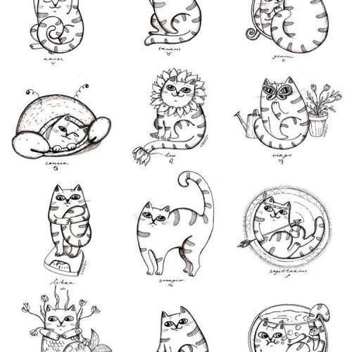 Zodiacats
